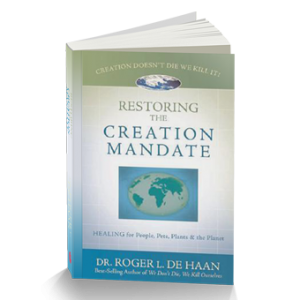 Restoring the Creation Mandate 3D 340x340